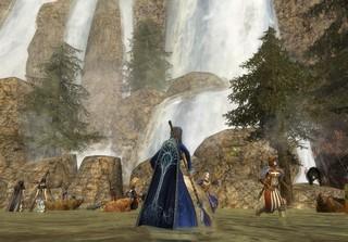 滝つぼゴール